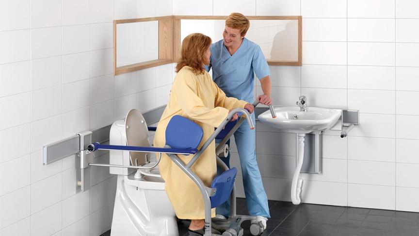 Hasta Banyo ve Tuvalet Ürünleri